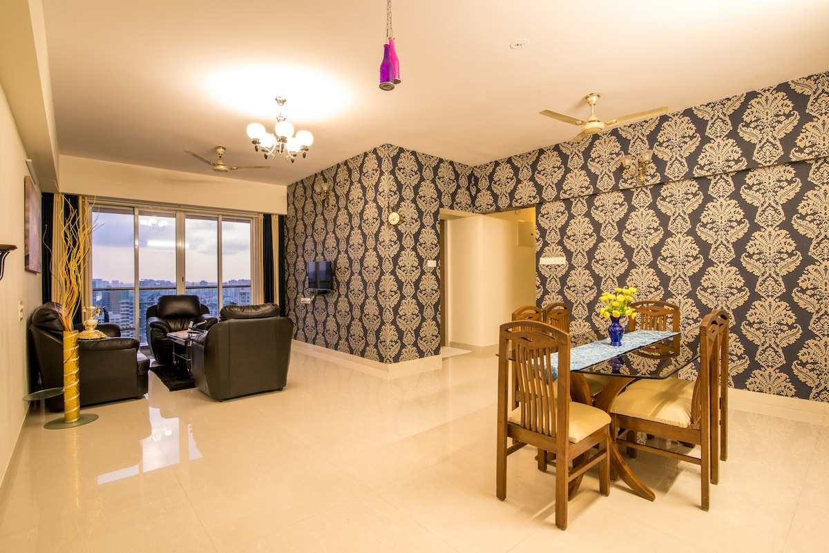 The Grande Arabic 3 BHK Apartment  Serviced apartments