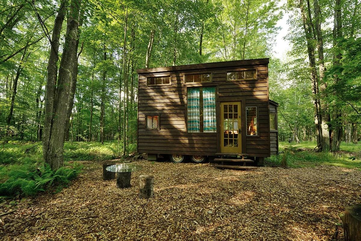 Tiny House 2 On Farm Upstate Catskills Tiny Houses For