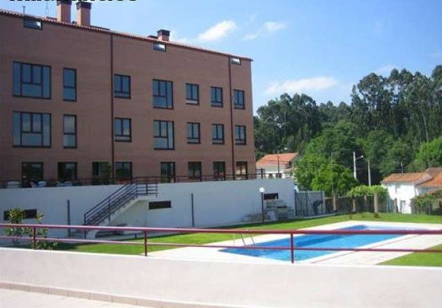 Apartment in a gated complex  Apartments for Rent in Mugardos Galicia Spain