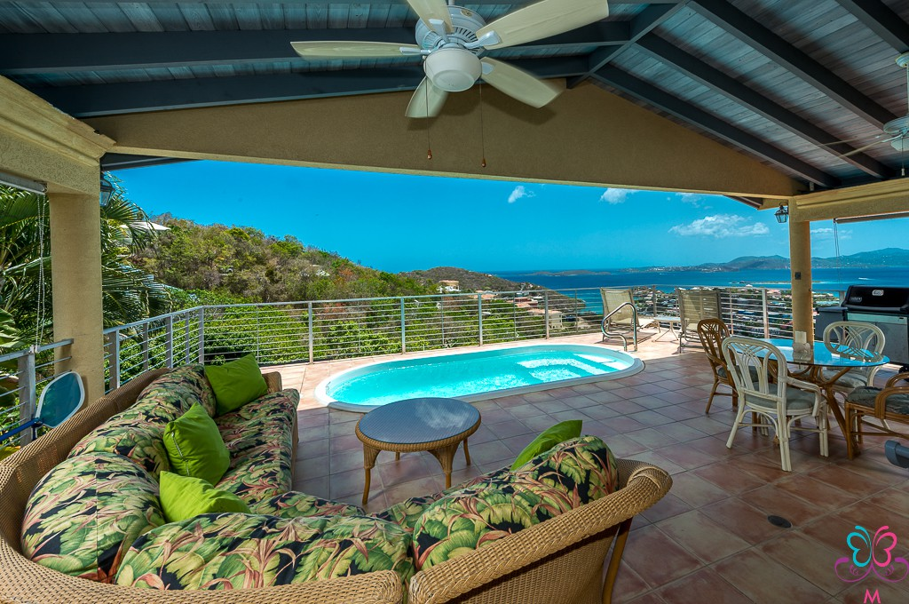 Ginger Thomas Luxury Villa In Cruz Bay Houses For Rent