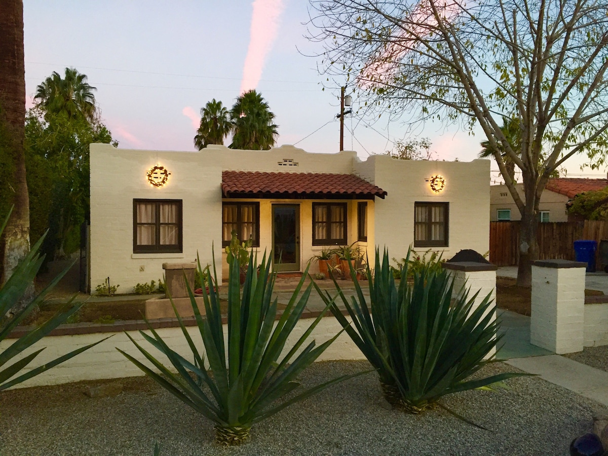 Casita MissionStyle Walk to Downtown  case in affitto