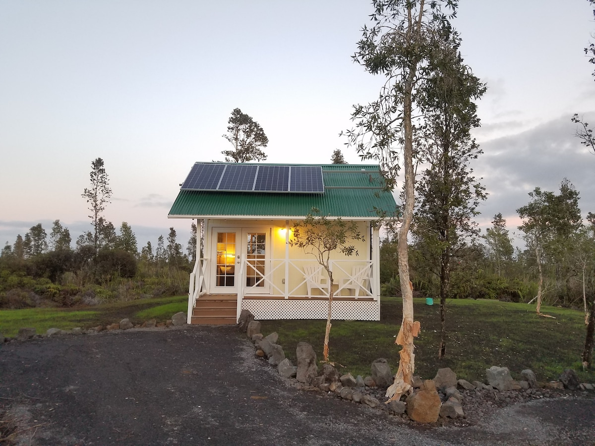 Big Island Tiny House Guesthouses For Rent In Mountain