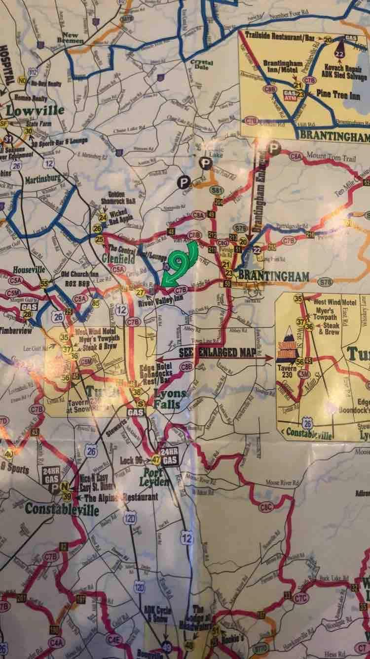 Tug Hill Snowmobile Trail Map : snowmobile, trail, Vacation, Rentals, Homes, Turin,, Airbnb