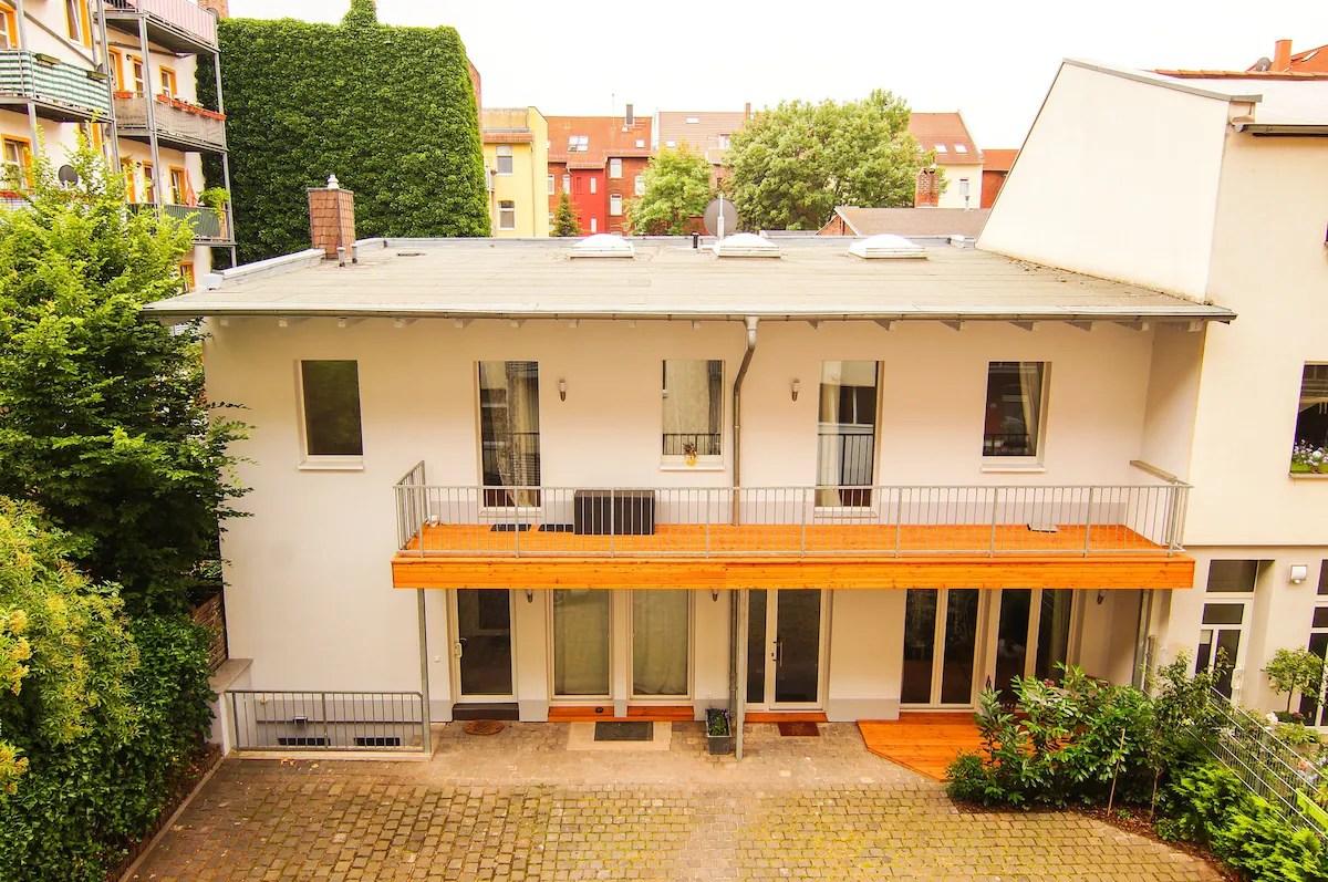 Ferienwohnung FritzBchnerStrae 26 Erfurt  Wohnungen zur Miete in Erfurt Thringen