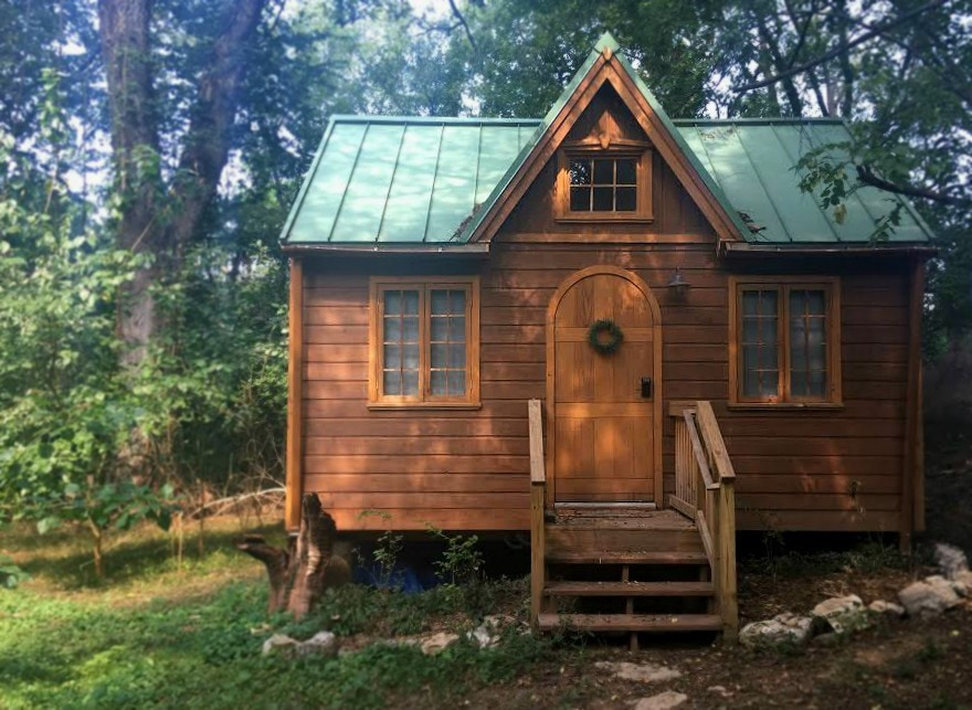 Tiny Homes Nashville Tennessee Airbnb Small House