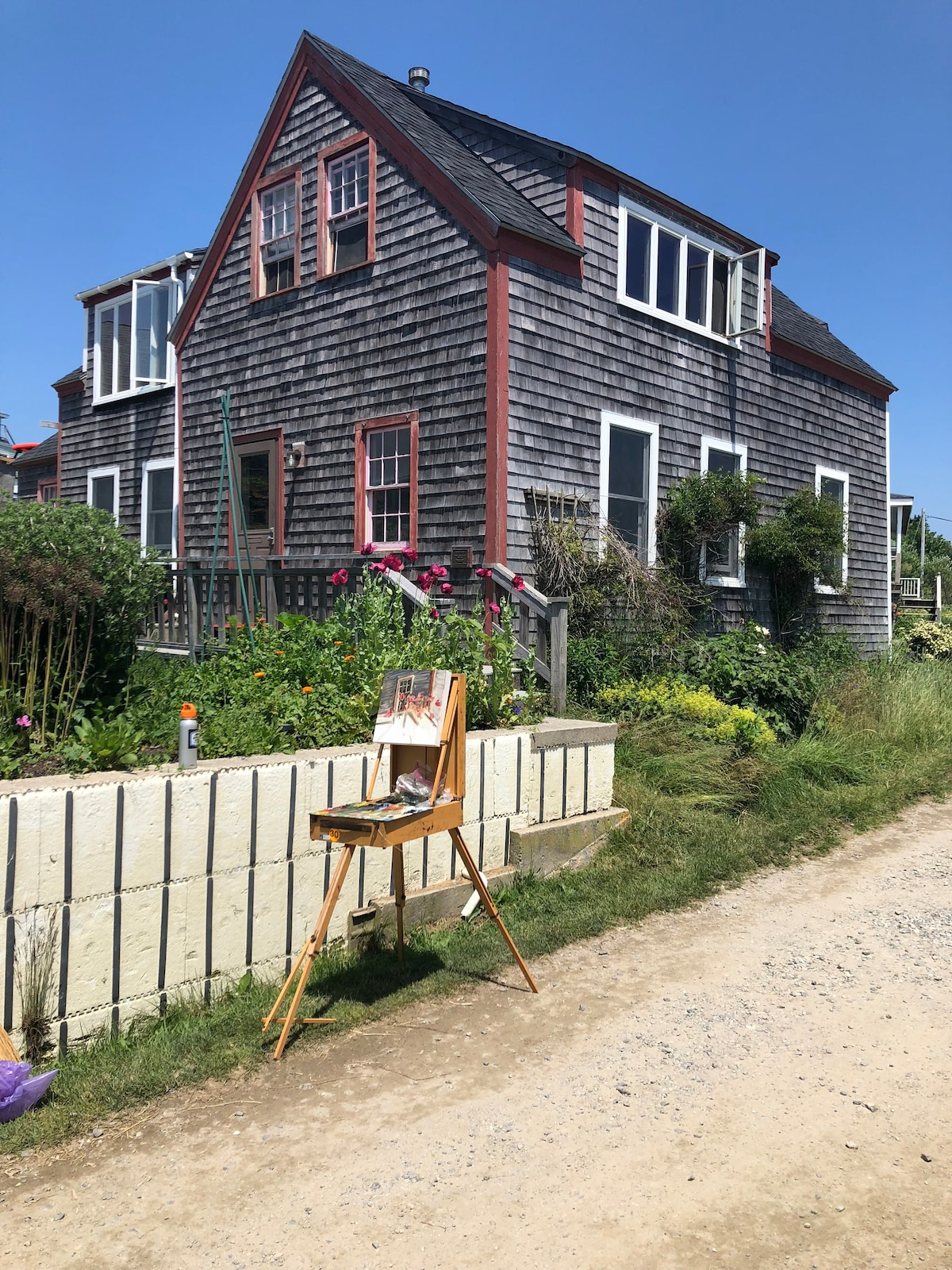 Airbnb Monhegan Vacation Rentals Places To Stay