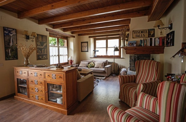 Fantstica casa en el Valle de Arn  Apartamentos en