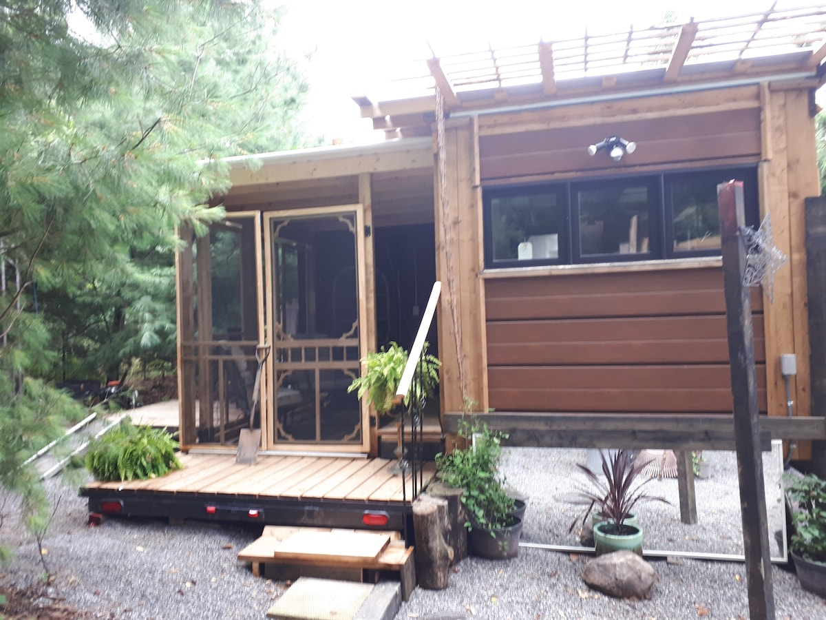 Twiglet Tinyhouse Cottage At Natures Energy Centre Tiny