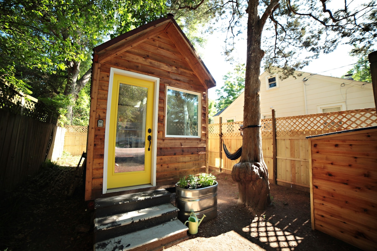 The Cedar House Rules Tiny Houses For Rent In Charleston