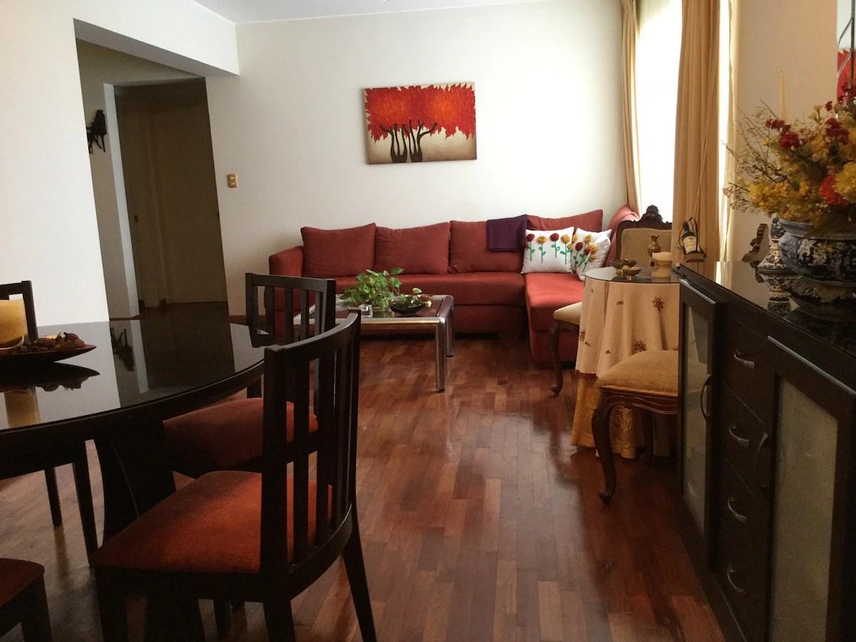 Habitacion tranquila y comoda  Apartments en alquiler en magdalena del mar Lima Per