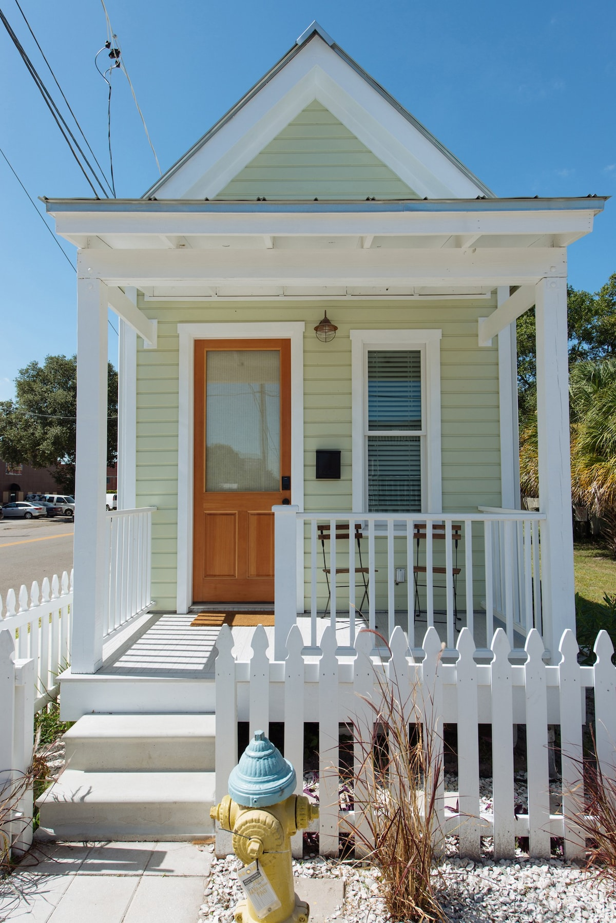 Tiny House In Historic Ybor City Minicase In Affitto A