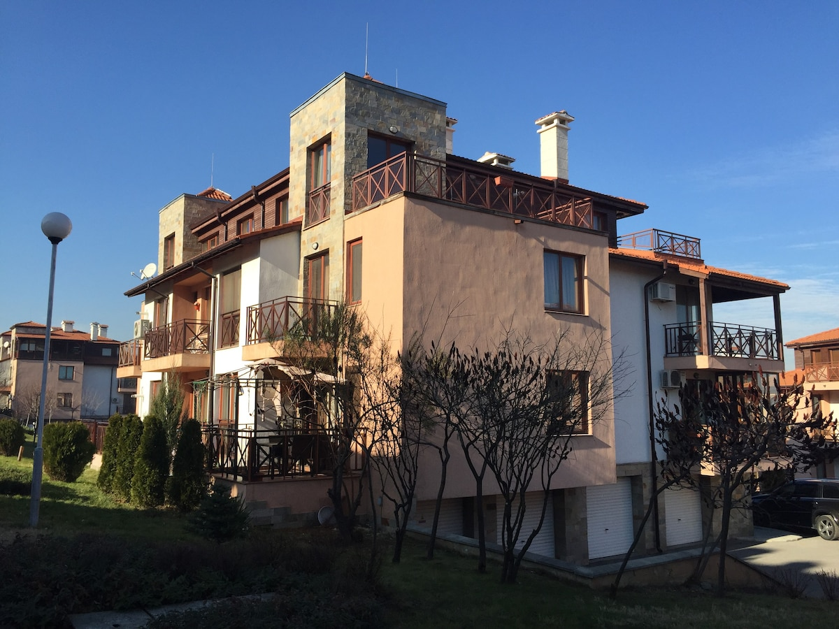 Apartment in private gated complex  Apartments for Rent in Sofia Sofiacity Bulgaria
