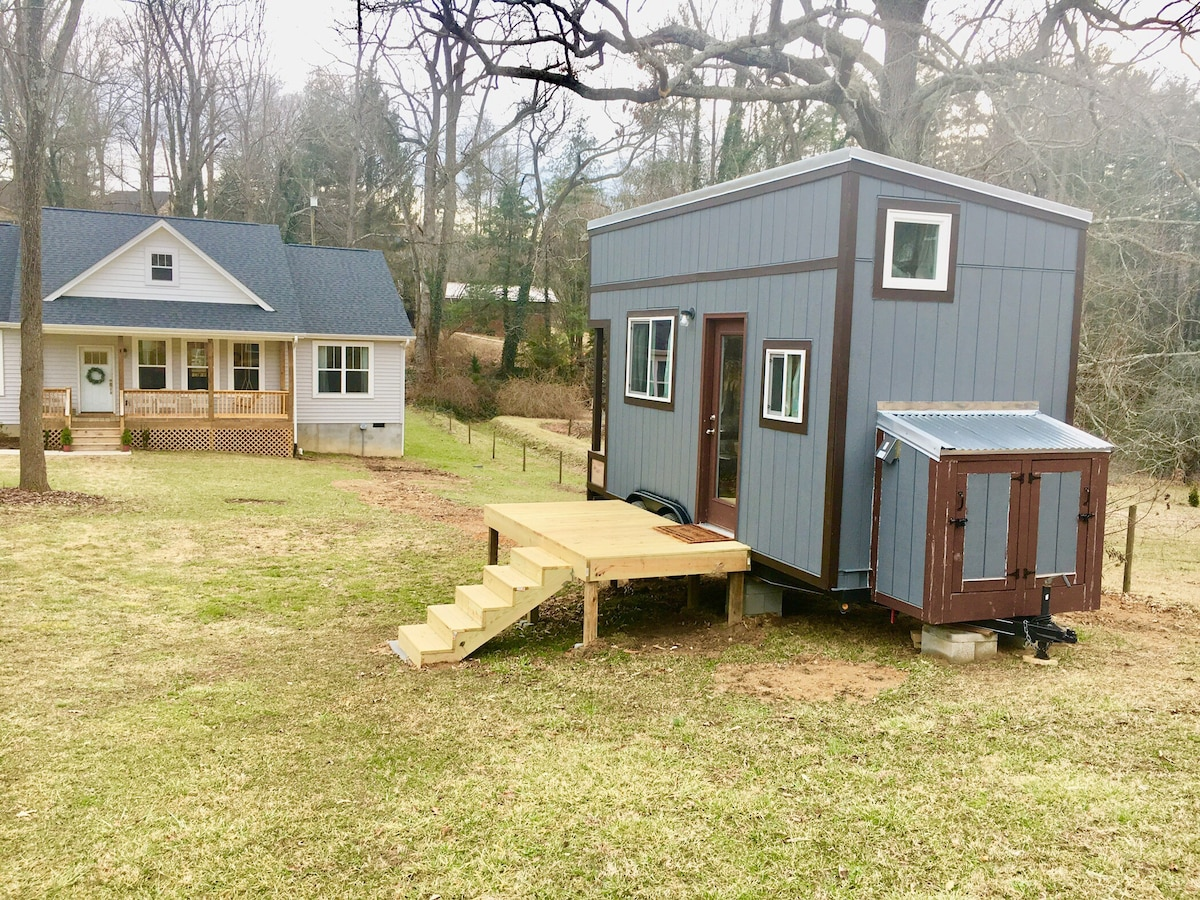 Comfy Cozy Avl Tiny House Experience Tiny Houses For