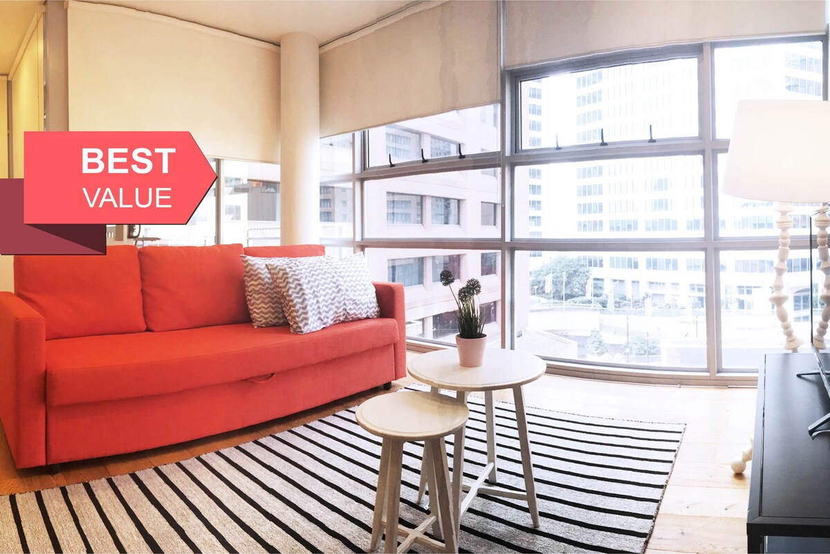rent sofa bed sydney andre the magnolia in cbd - apartments for ...