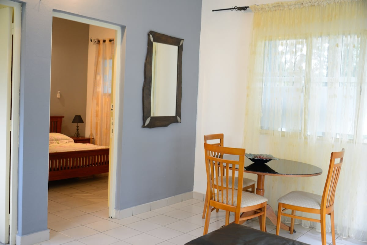 Furnished flat in Bonapriso Hydrocarbures Douala