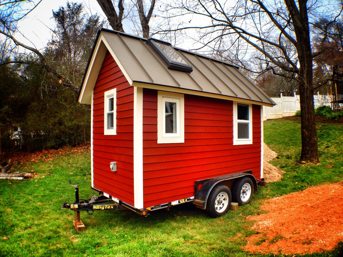 Tiny House Tiny Houses For Rent In Asheville North