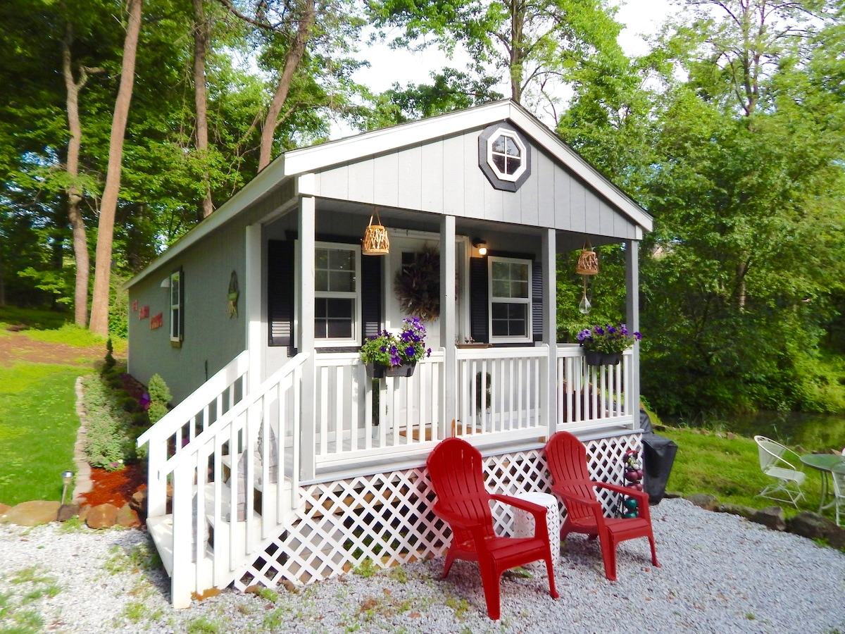 Apple Blossom Cottage Ht Is Extra Tiny Houses For Rent