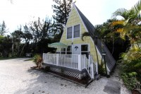 A-Frame Cottage - Heart of Island - Cabins for Rent in ...