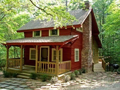 Christina S Little Cabin Lake Ouachita Cabins For Rent