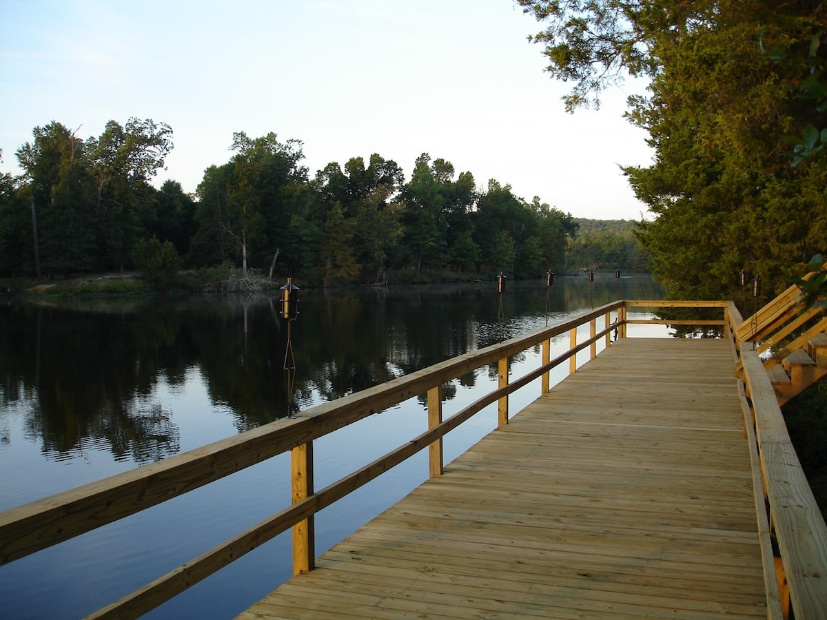 Long Lake Resort  Cabins for Rent in Poteau Oklahoma