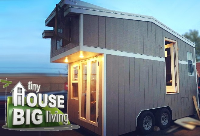 Tiny House Seen On Hgtv Tiny Houses For Rent In St