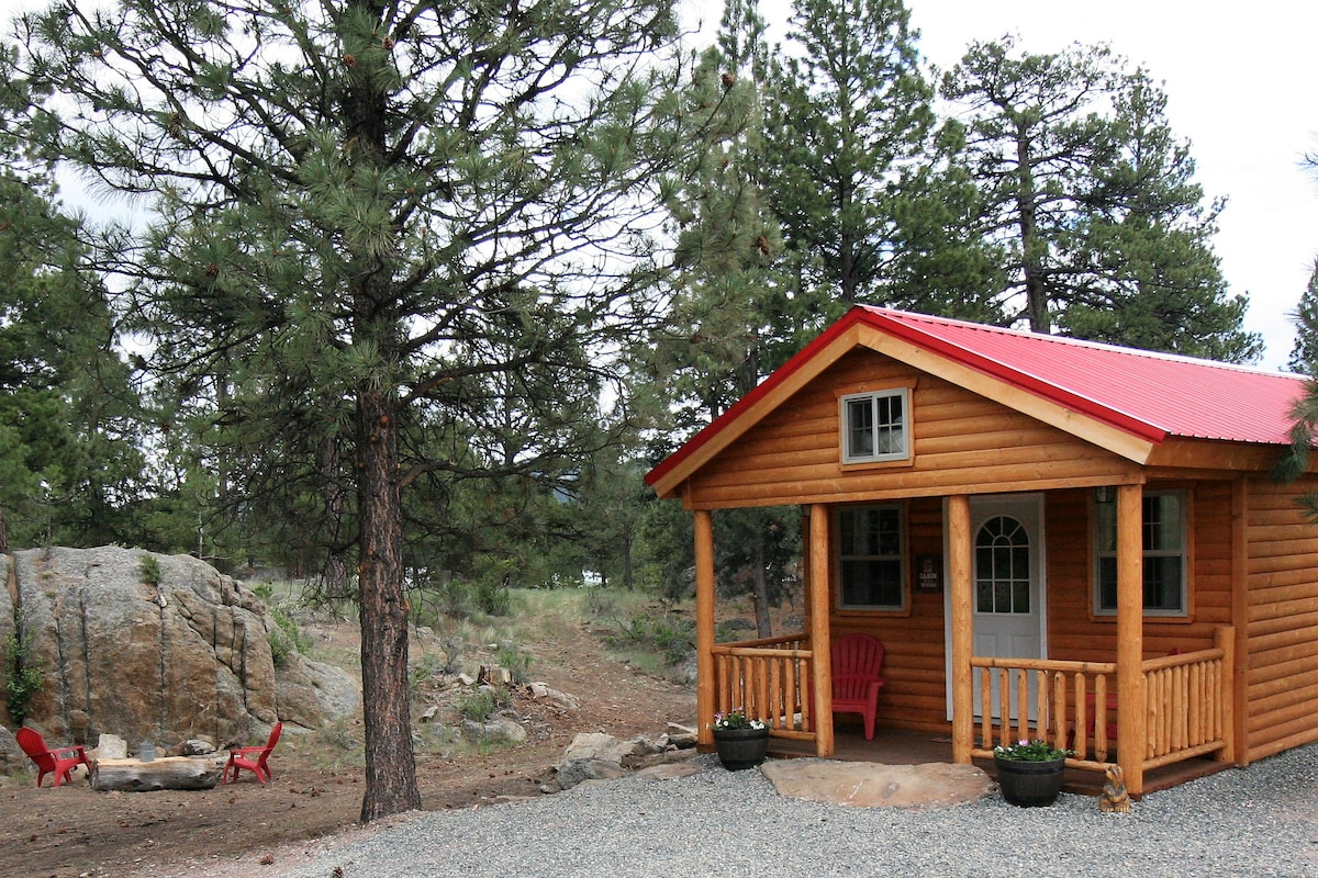 Mountain Cabin Getaway Tiny Houses For Rent In Helena