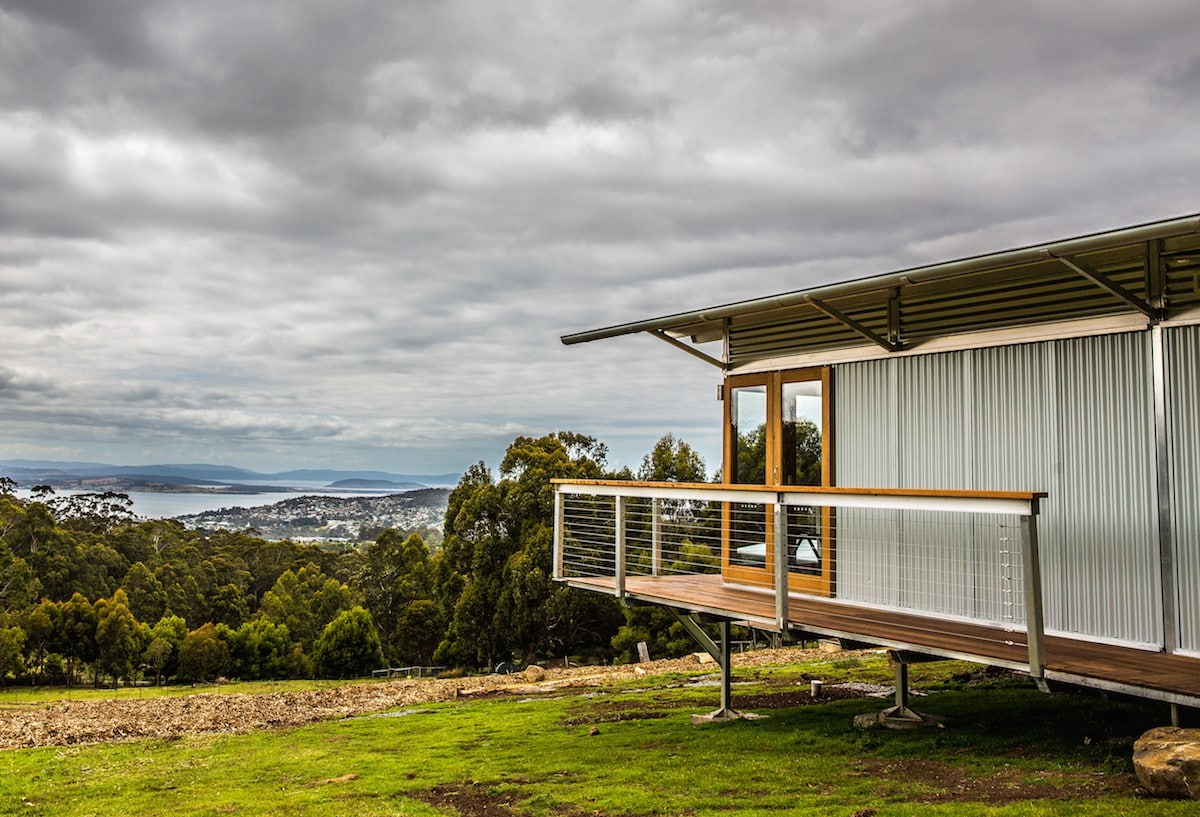 Hobart Hideaway Pods The Pea Pod Tiny Houses For Rent