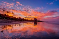 Oceanfront House Pacific Beach Boardwalk Patio&BBQ ...