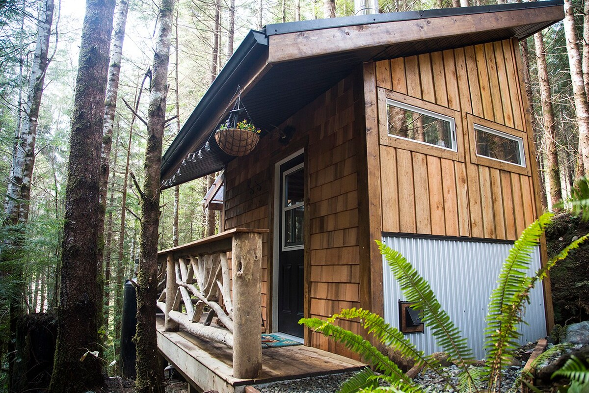 Swell Shack Eco Friendly Tiny Home Guesthouses For