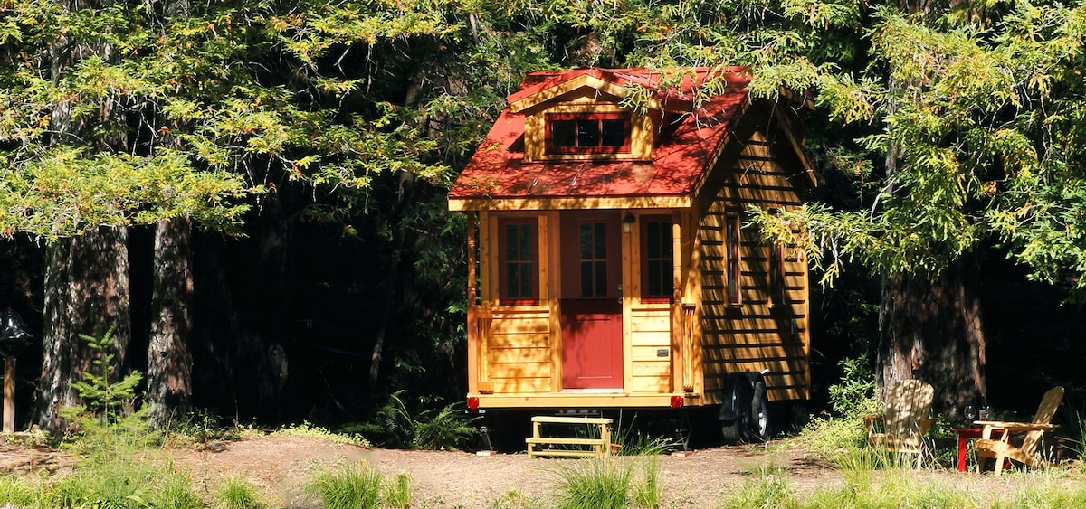 Tiny House In Tiny Home Community Houses For Rent In