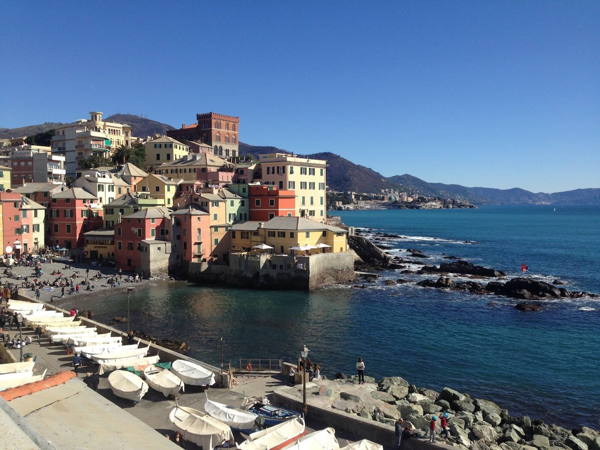 Appartamento vicino Ospedale Gaslini Genova Appartamenti