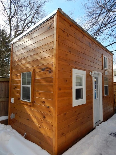Tiny House Toronto Try Tiny Houses For Rent In