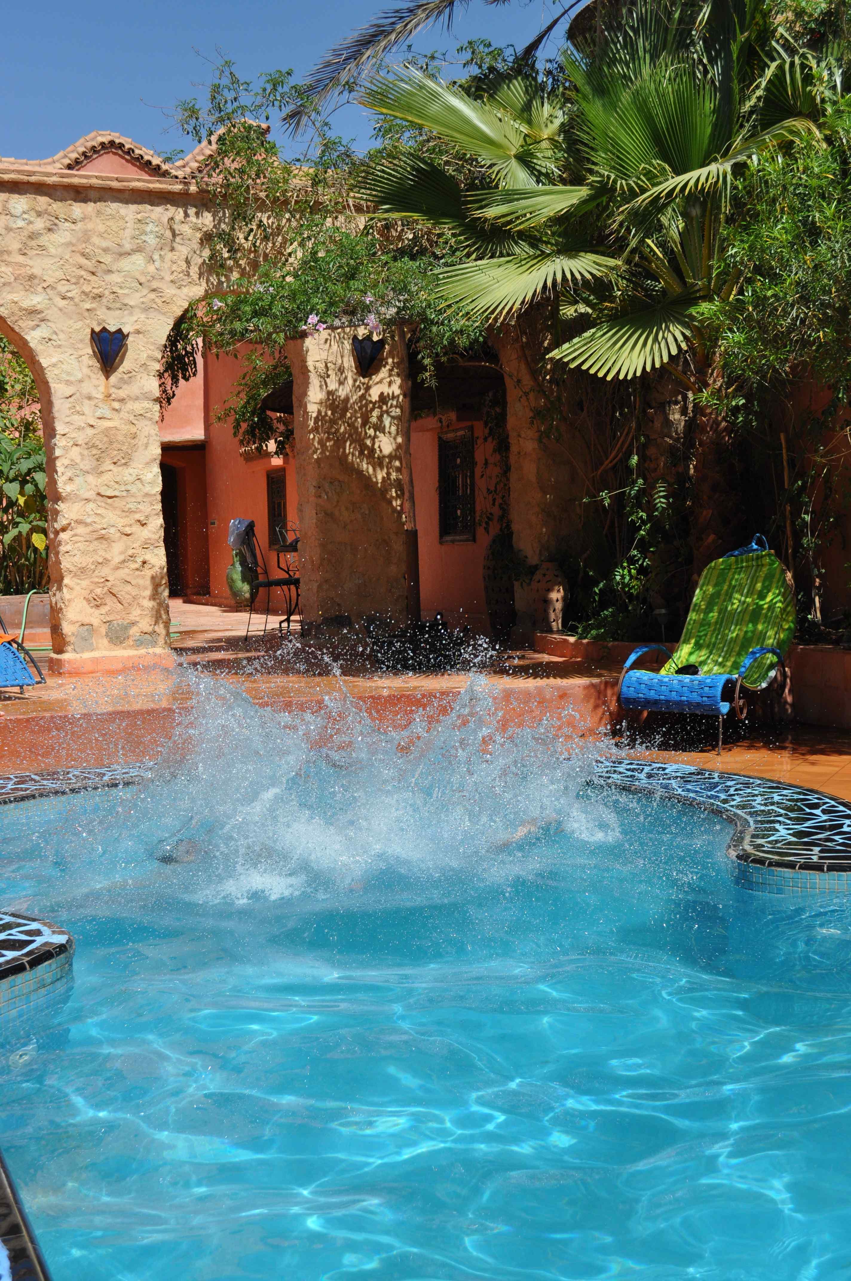 Ne A Bab El Oued : Villas, Taroudant,, Souss-Massa-Draâ,, Morocco