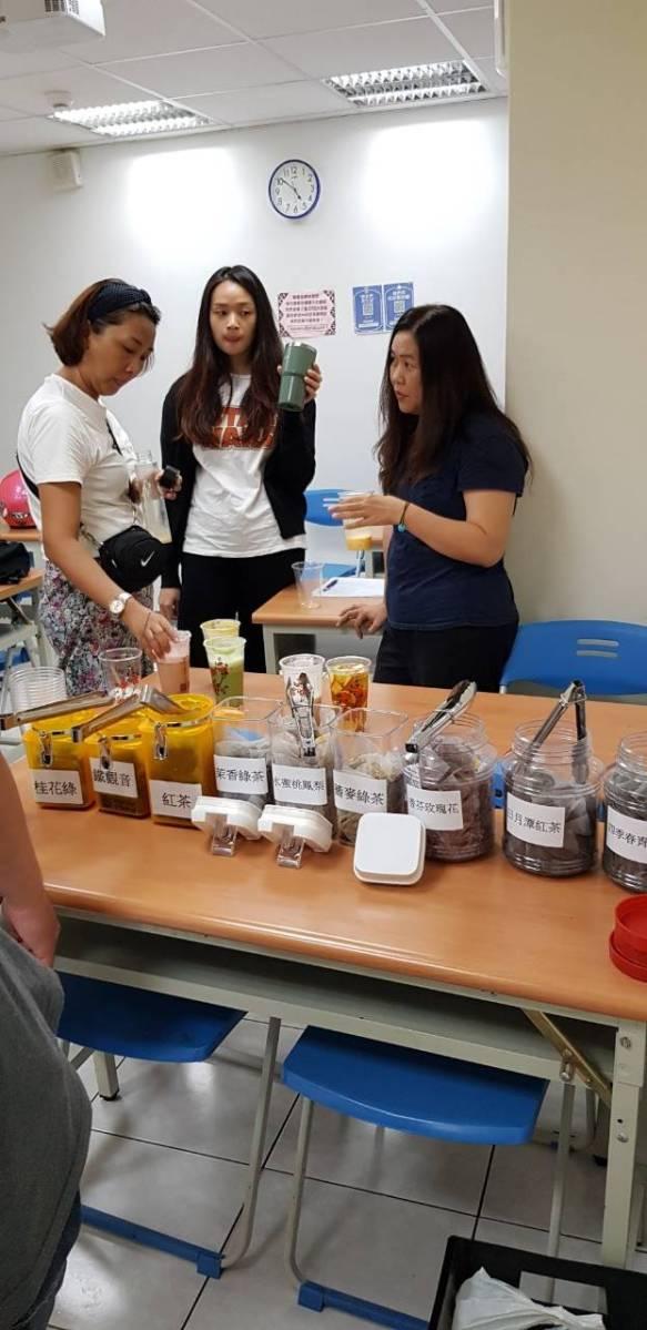 蘆洲奶蓋課程 – 社大/救國團專業老師