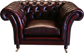 kensington leather chair covers for living room furniture the chesterfield sofa collection - a1 furniture, enfield
