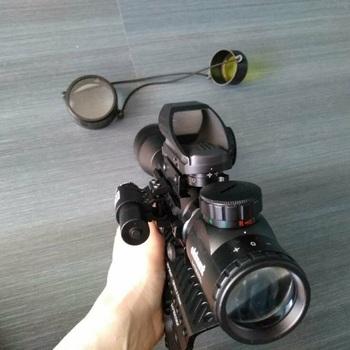 Профессиональный оптический прицел - Ohhunt