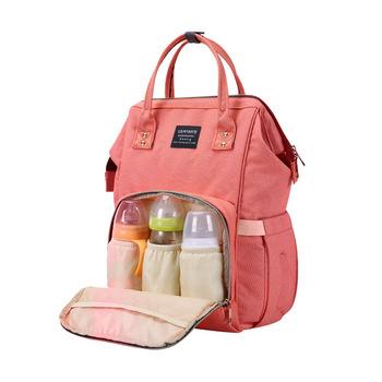 """Стильная сумка-рюкзак для мамы - """"Mommy Bag"""""""