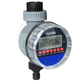 AQUALIN - электронный шаровой кран для полива