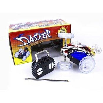 Радиоуправляемая машинка-перевертыш DASHER