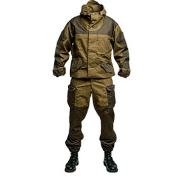 Демисезонный костюм Горка + FisherGoMan удочка