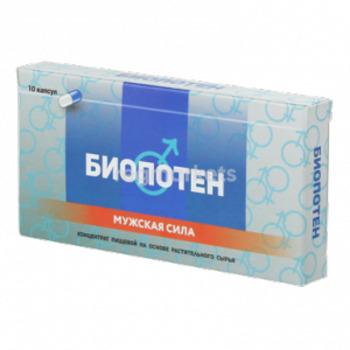 Биопотен лекарство