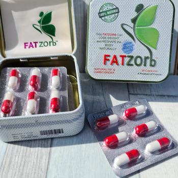 Капсулы FATZOrb купить