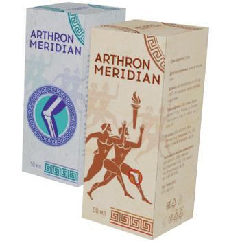 Arthron Meridian средство для суставов цена