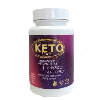 KETO Star- капсулы для похудения