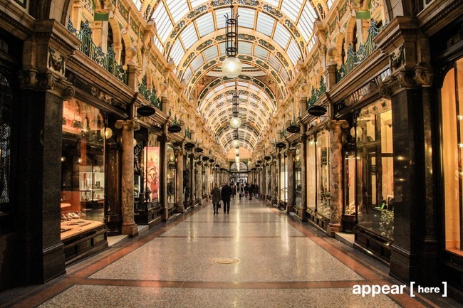 Leeds Pop Up Shops In Victoria Quarter Find Amp Book