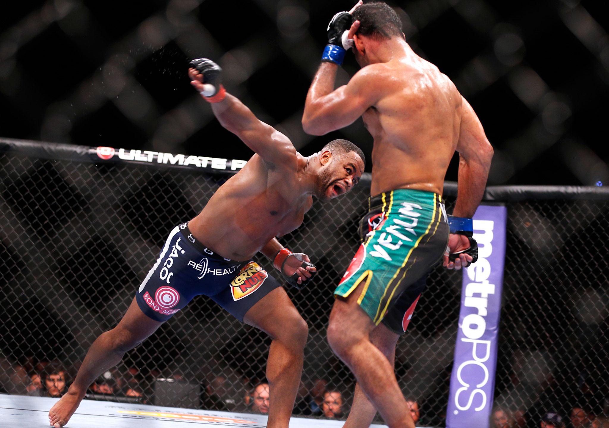 Rashad Evans  UFC 156  ESPN