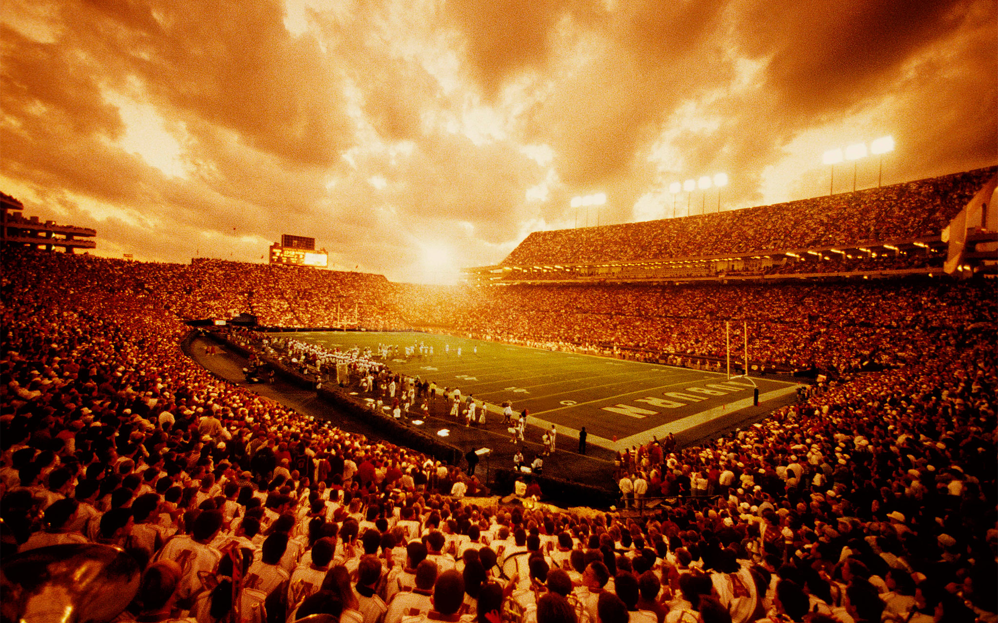 Boston In The Fall Wallpaper Jordan Hare Stadium Alabama Auburn Rivalry Gallery Espn