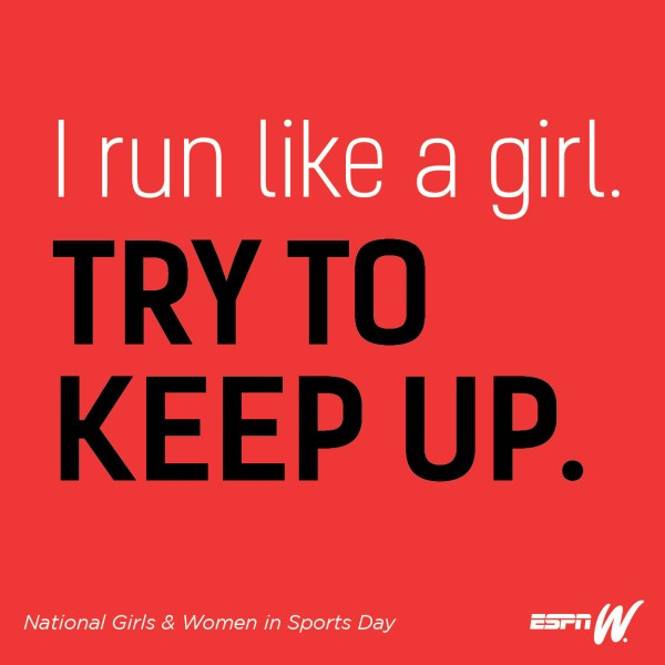 Inspirational Quotes About Sports for Girls