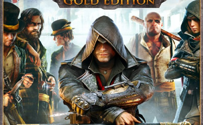 Assassin S Creed Syndicate Gold Edition Uplay Key For