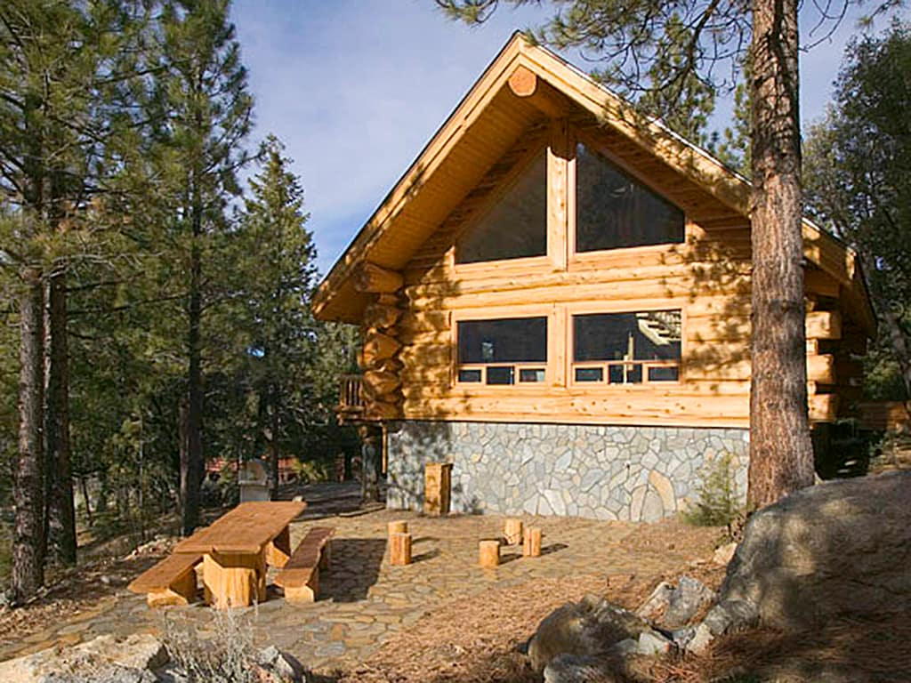 Pine Mountain Log Cabin